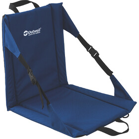Outwell Cardiel Folding Beach Chair classic blue